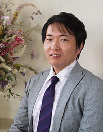 深雪アートフラワー三代目主宰 飯田恵秀