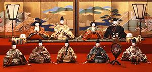徳川美術館「尾張徳川家の雛まつり」 展示
